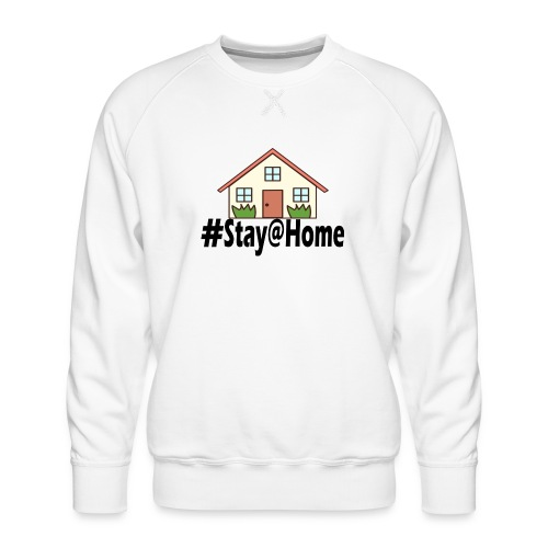 StayHome - Mannen premium sweater