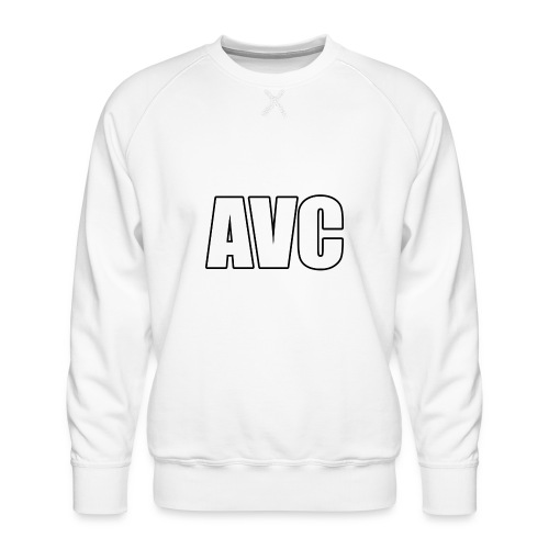mer png - Mannen premium sweater