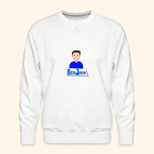 RickJeremymerchandise - Mannen premium sweater
