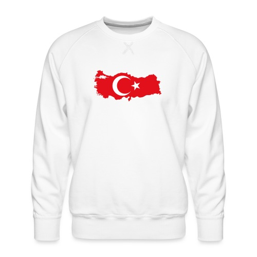 Tyrkern - Herre premium sweatshirt