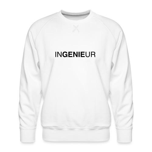 ingenieur 01 - Männer Premium Pullover