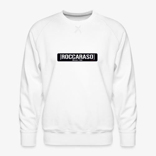 Roccaraso - Felpa premium da uomo