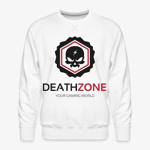 DeathZone Logo Avatar - Bluza męska Premium