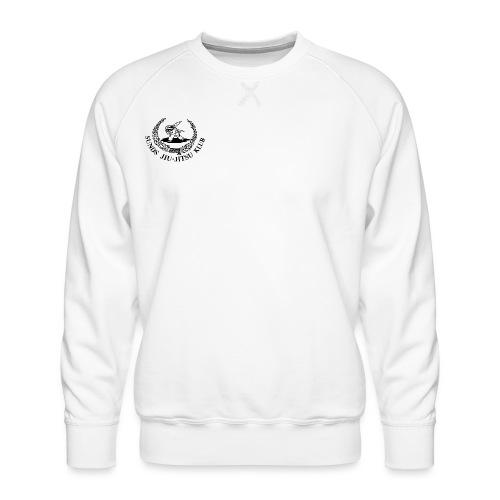 logo på brystet - Herre premium sweatshirt