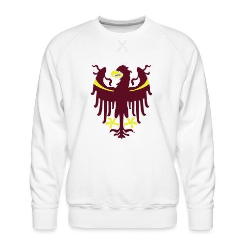 Wappen des Landes Südtirol - Männer Premium Pullover