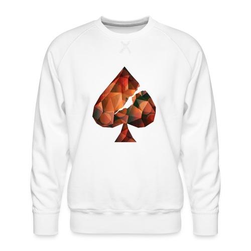 Crystal Spades - Männer Premium Pullover