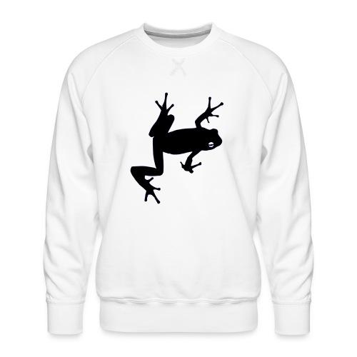 Frosch - Männer Premium Pullover