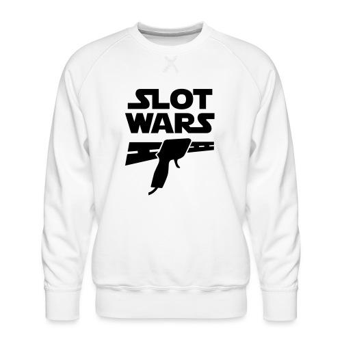 Slot Wars - Männer Premium Pullover