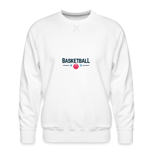 Basketball - Felpa premium da uomo