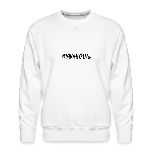 MARABOUT® - Wij helpen, Gambia ontwikkelt - Mannen premium sweater