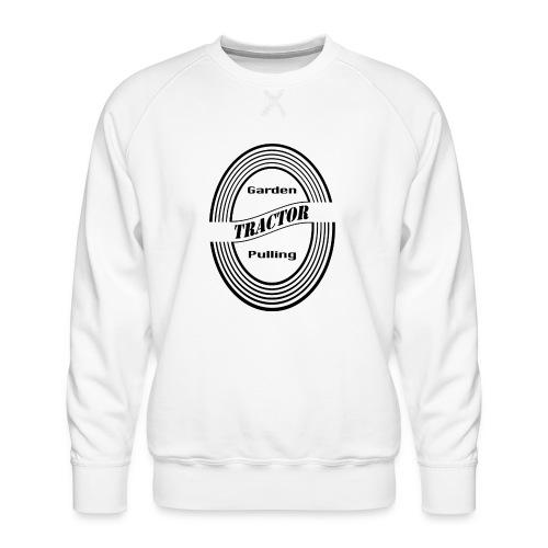Garden tractor pulling - Herre premium sweatshirt