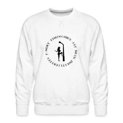 Feminismus - Männer Premium Pullover