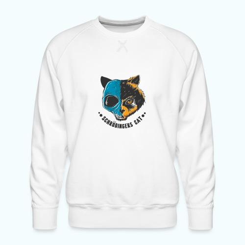 Schrödinger's Cat - Men's Premium Sweatshirt