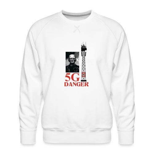 5 G DANGER - Men's Premium Sweatshirt