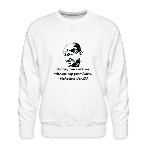 Hurt - Men's Premium Sweatshirt