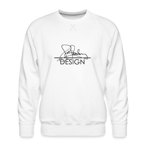 sasealey design logo png - Men's Premium Sweatshirt