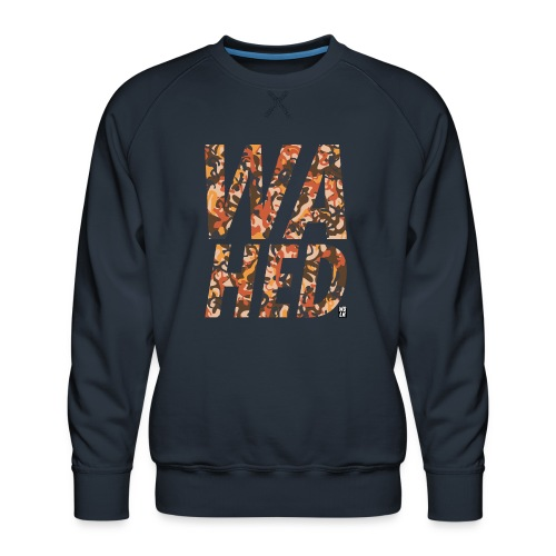 WAHED2 - Mannen premium sweater