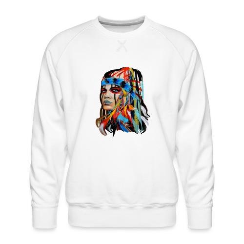 Pióra i pióropusze - Bluza męska Premium
