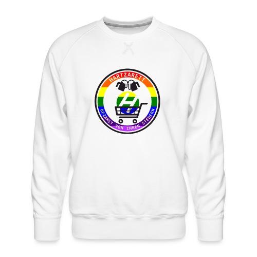 Hartzarett Pride - Männer Premium Pullover