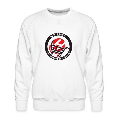 Hartzarett Antifa - Männer Premium Pullover