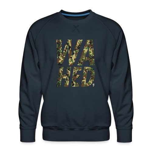 WAHED - Mannen premium sweater