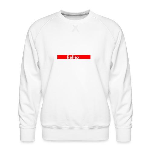 Reflex Logo street - Men's Premium Sweatshirt