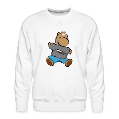 Breitmarra - Männer Premium Pullover