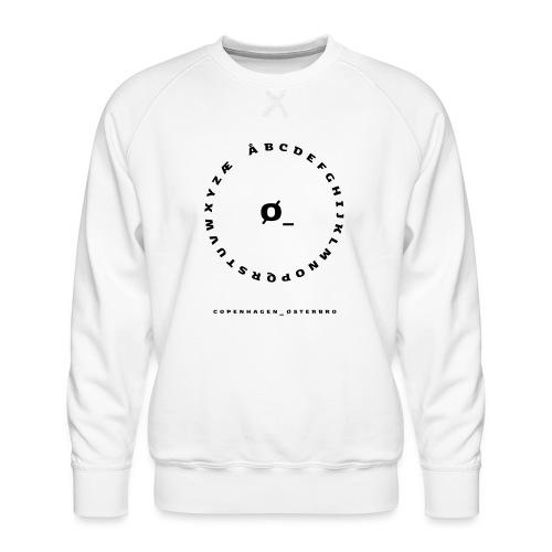 Østerbro - Herre premium sweatshirt