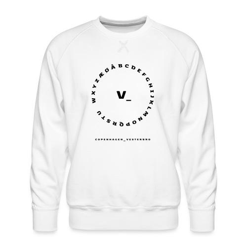 Vesterbro - Herre premium sweatshirt