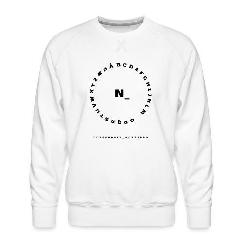 Nørrebro - Herre premium sweatshirt