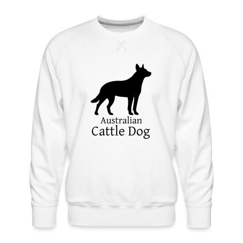 Australian Cattle Dog - Männer Premium Pullover