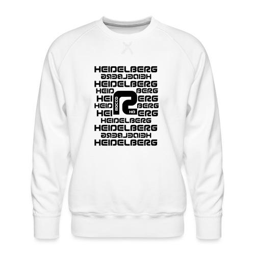 Heidelberg - Männer Premium Pullover