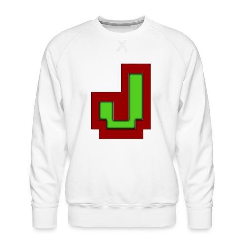 Stilrent_J - Herre premium sweatshirt