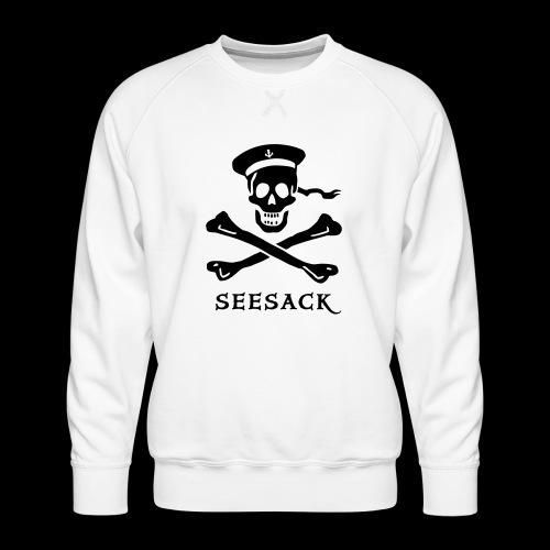 ~ Seesack ~ - Männer Premium Pullover