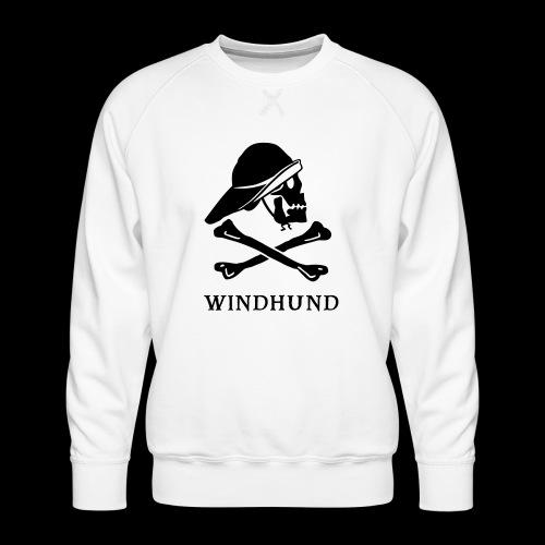 ~ Windhund ~ - Männer Premium Pullover