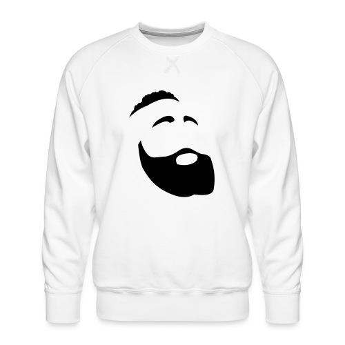 Il Barba, the Beard black - Felpa premium da uomo
