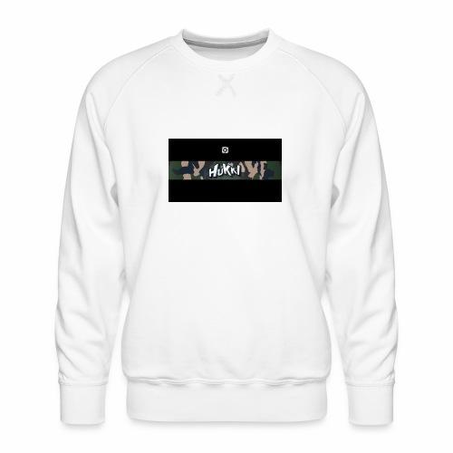 HuKKi - Männer Premium Pullover