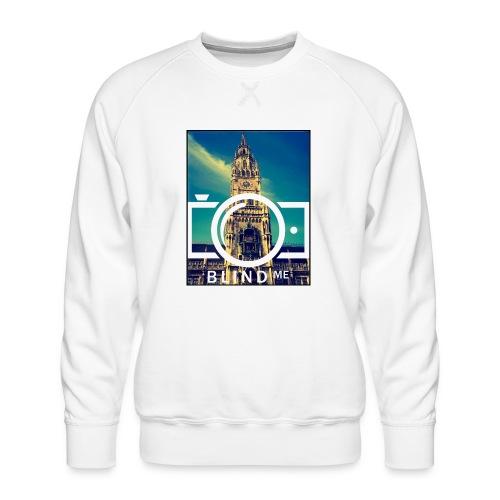 Offical BlindMe - Men's Premium Sweatshirt