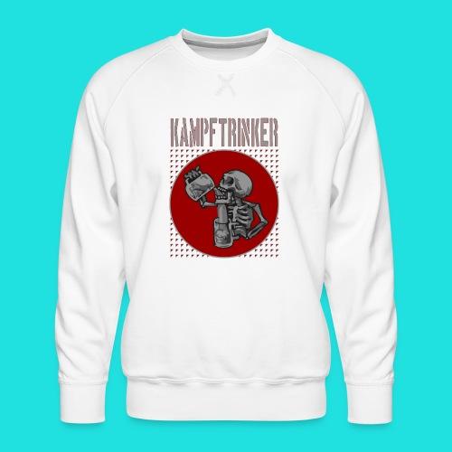 Kampftrinker - Männer Premium Pullover