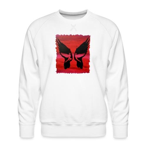 Schutzengel - Männer Premium Pullover