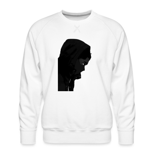 No face no case - Men's Premium Sweatshirt