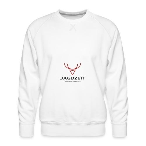 WUIDBUZZ | Jagdzeit | Männersache - Männer Premium Pullover