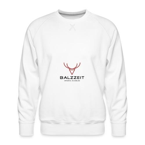 WUIDBUZZ | Balzzeit | Männersache - Männer Premium Pullover