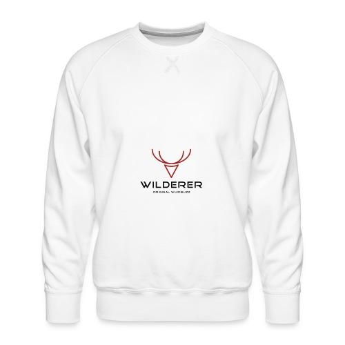 WUIDBUZZ | Wilderer | Männersache - Männer Premium Pullover