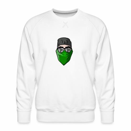 GBz bandana logo - Men's Premium Sweatshirt