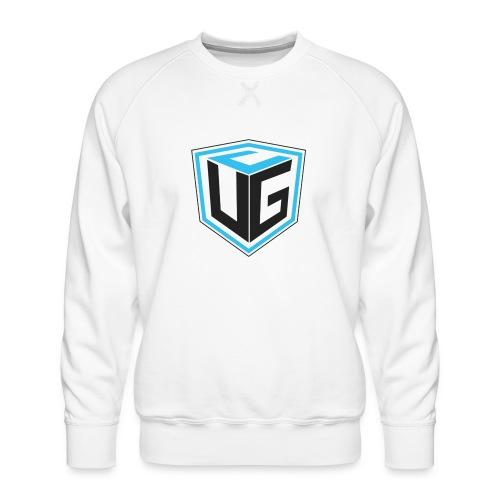 Ultimate Gaming Community Cube - Männer Premium Pullover