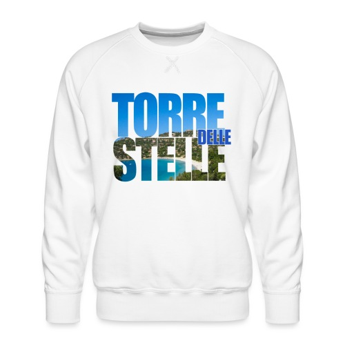 TorreTshirt - Felpa premium da uomo
