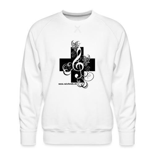 Swiss Beatz Logo non L - Männer Premium Pullover
