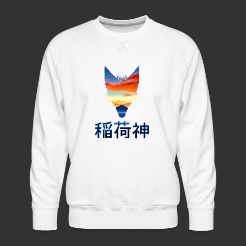 Inari Fox (Fuji Edition) - Sweat ras-du-cou Premium Homme