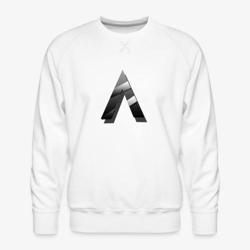 A for Arctic - Sweat ras-du-cou Premium Homme